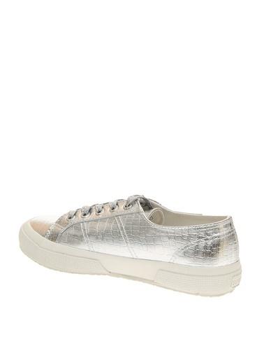Superga Ayakkabı Gümüş